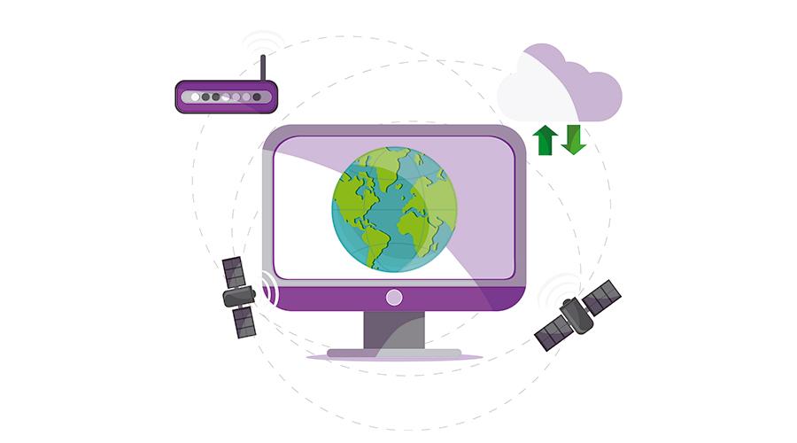 ¿Qué-es-el-internet-satelital?